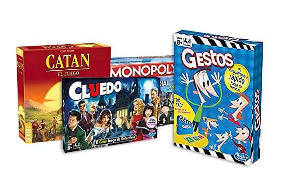 Comprar Juegos de mesa divertidos en familia online al mejor precio 2