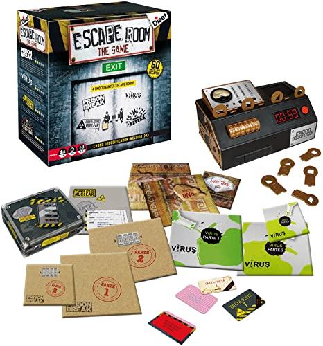 Comprar Juegos de mesa escape room online al mejor precio 2