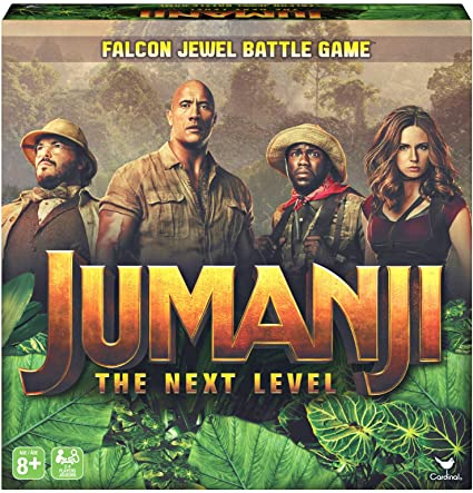 Comprar Juegos de mesa jumanji online al mejor precio 2