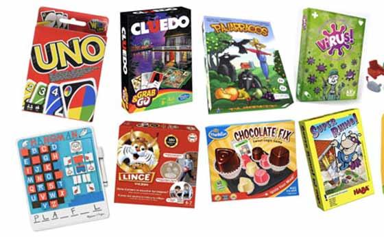 Los mejores Juegos de mesa divertidos niños 8 años del 2020 - 20 mas vendidos 2