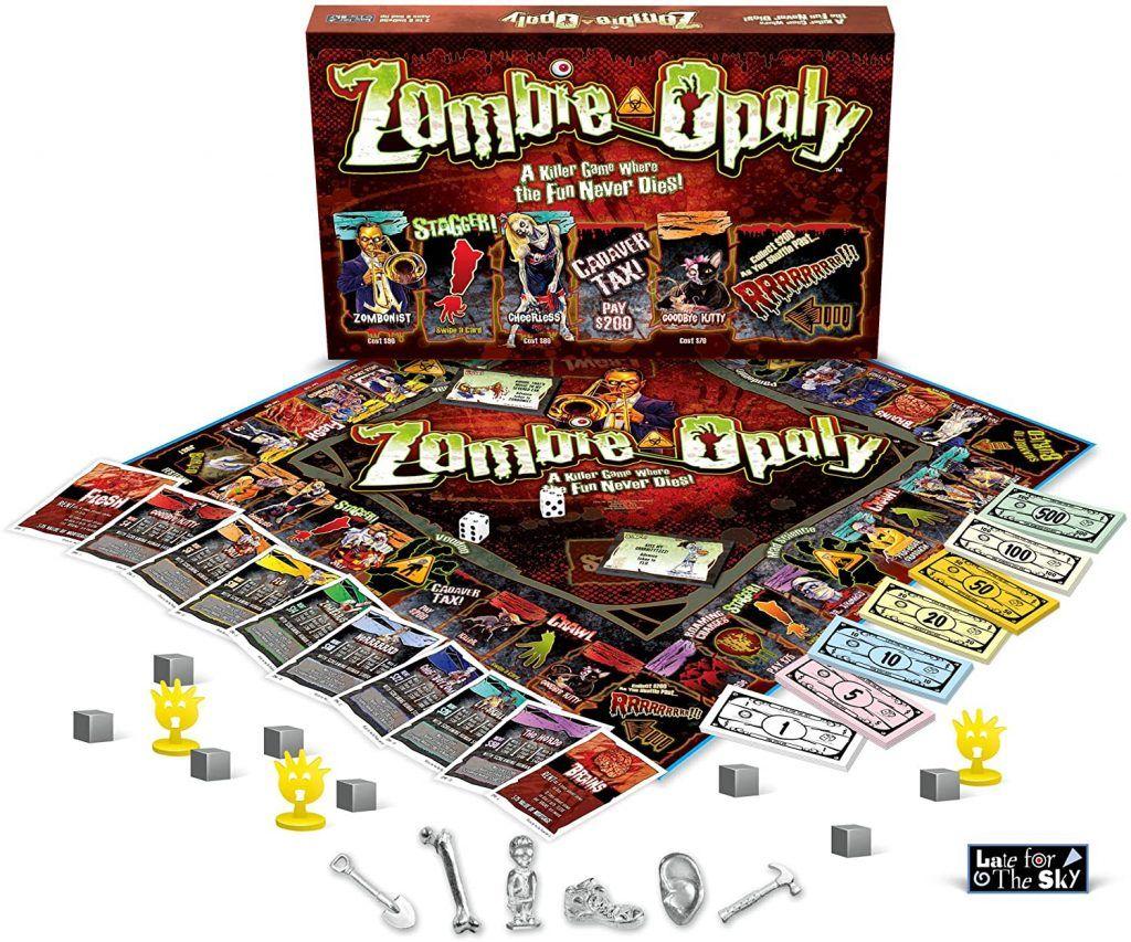 Los mejores Juegos de mesa zombies del 2020 - 20 mas vendidos 2