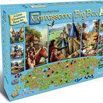 Mejor web para comprar Juegos de mesa para 2 carcassonne - Los 20 mejores