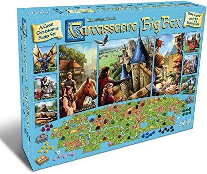 Mejor web para comprar Juegos de mesa para 2 carcassonne - Los 20 mejores 2