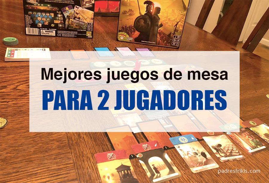 Mejor web para comprar Juegos de mesa para 2 personas - Los 20 mejores 2